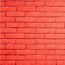 LIFE BRICK WALL ROUGE
